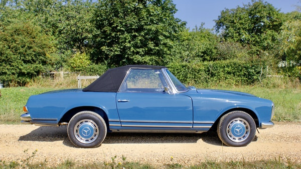1969 Mercedes-Benz 280 SL 'Pagoda' For Sale (picture 27 of 89)