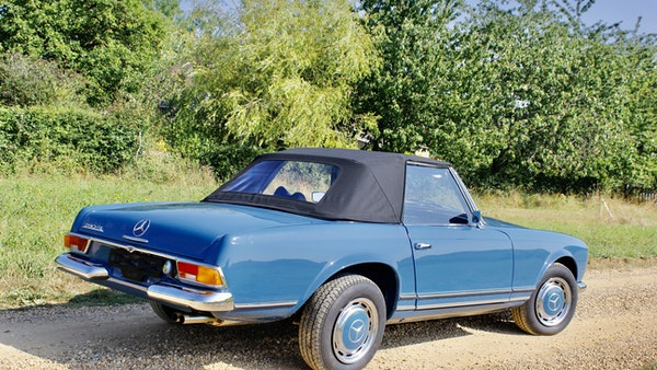 1969 Mercedes-Benz 280 SL 'Pagoda' For Sale (picture 25 of 89)