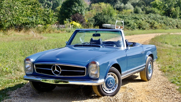 1969 Mercedes-Benz 280 SL 'Pagoda' For Sale (picture 17 of 89)