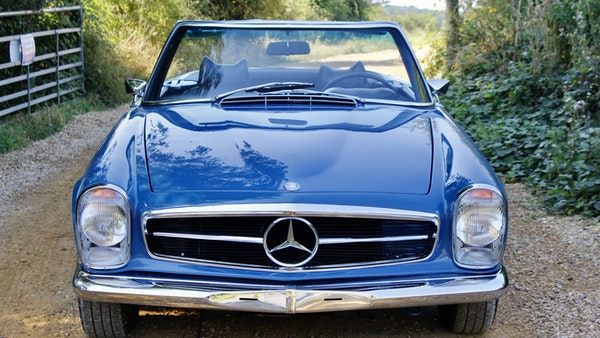 1969 Mercedes-Benz 280 SL 'Pagoda' For Sale (picture 10 of 89)