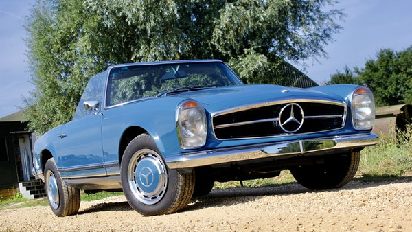 1969 Mercedes-Benz 280 SL 'Pagoda' For Sale (picture 3 of 89)