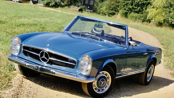1969 Mercedes-Benz 280 SL 'Pagoda' For Sale (picture 19 of 89)