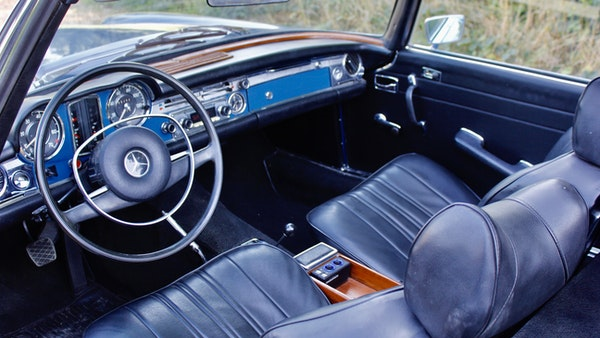 1969 Mercedes-Benz 280 SL 'Pagoda' For Sale (picture 42 of 89)