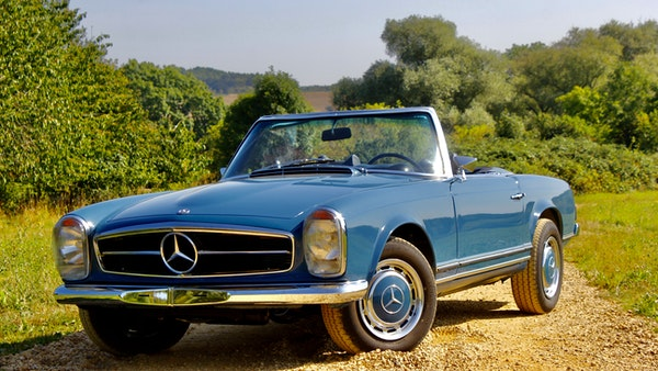 1969 Mercedes-Benz 280 SL 'Pagoda' For Sale (picture 16 of 89)