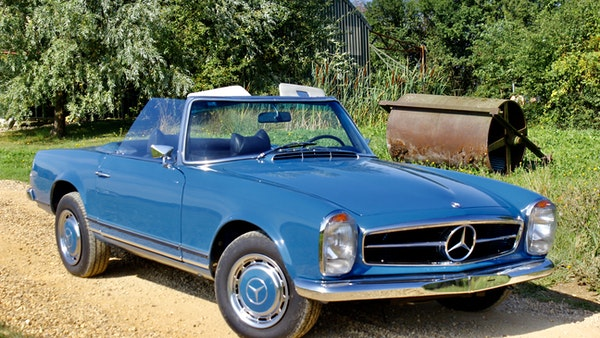 1969 Mercedes-Benz 280 SL 'Pagoda' For Sale (picture 20 of 89)
