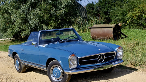 1969 Mercedes-Benz 280 SL 'Pagoda' For Sale (picture 12 of 89)