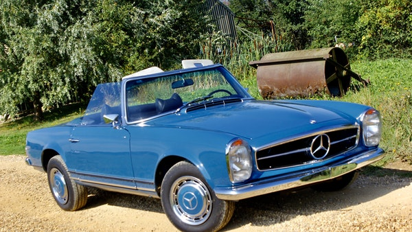1969 Mercedes-Benz 280 SL 'Pagoda' For Sale (picture 8 of 89)