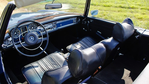 1969 Mercedes-Benz 280 SL 'Pagoda' For Sale (picture 51 of 89)