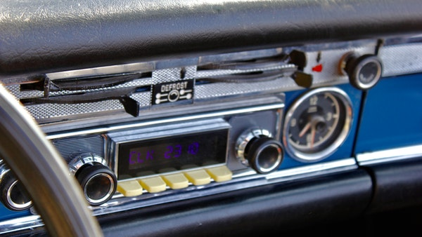 1969 Mercedes-Benz 280 SL 'Pagoda' For Sale (picture 59 of 89)