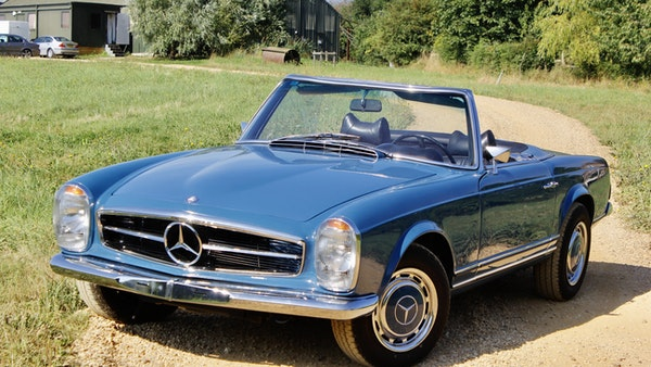 1969 Mercedes-Benz 280 SL 'Pagoda' For Sale (picture 11 of 89)