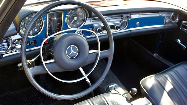 1969 Mercedes-Benz 280 SL 'Pagoda' For Sale (picture 50 of 89)