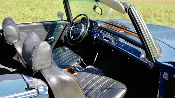 1969 Mercedes-Benz 280 SL 'Pagoda' For Sale (picture 57 of 89)