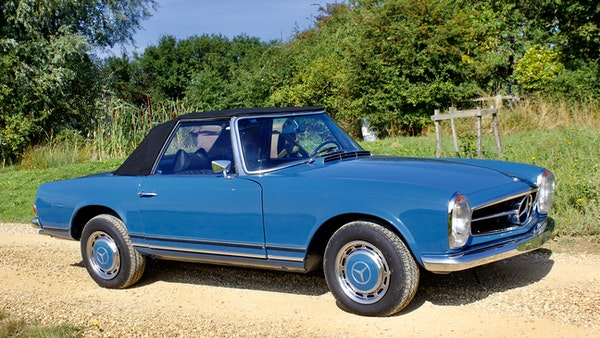 1969 Mercedes-Benz 280 SL 'Pagoda' For Sale (picture 29 of 89)