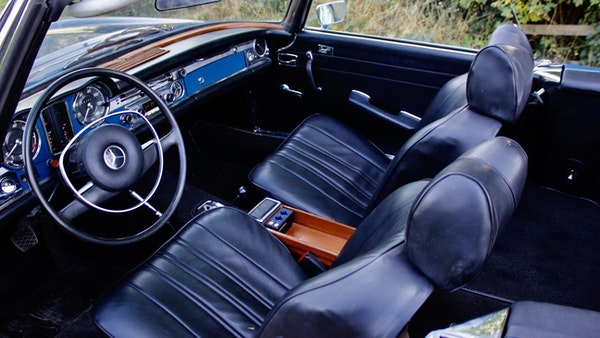 1969 Mercedes-Benz 280 SL 'Pagoda' For Sale (picture 45 of 89)