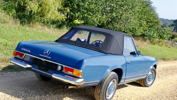 1969 Mercedes-Benz 280 SL 'Pagoda' For Sale (picture 24 of 89)
