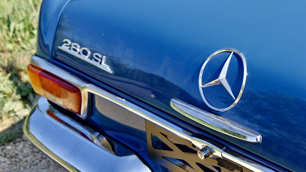 1969 Mercedes-Benz 280 SL 'Pagoda' For Sale (picture 76 of 89)