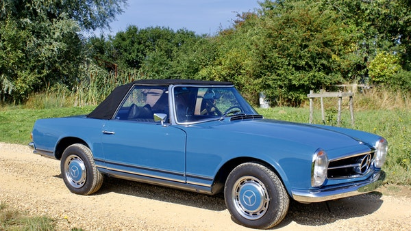 1969 Mercedes-Benz 280 SL 'Pagoda' For Sale (picture 28 of 89)
