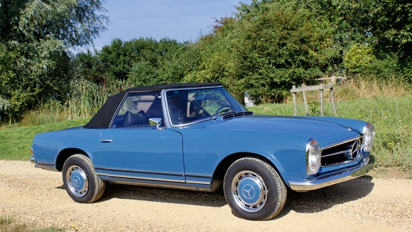 1969 Mercedes-Benz 280 SL 'Pagoda' For Sale (picture 30 of 89)