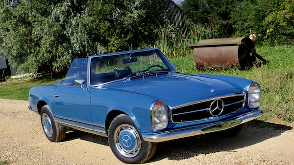 1969 Mercedes-Benz 280 SL 'Pagoda' For Sale (picture 18 of 89)