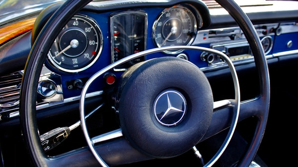 1969 Mercedes-Benz 280 SL 'Pagoda' For Sale (picture 39 of 89)