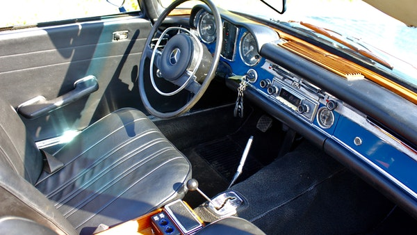 1969 Mercedes-Benz 280 SL 'Pagoda' For Sale (picture 41 of 89)