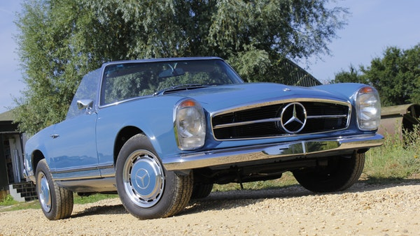 1969 Mercedes-Benz 280 SL 'Pagoda' For Sale (picture 7 of 89)
