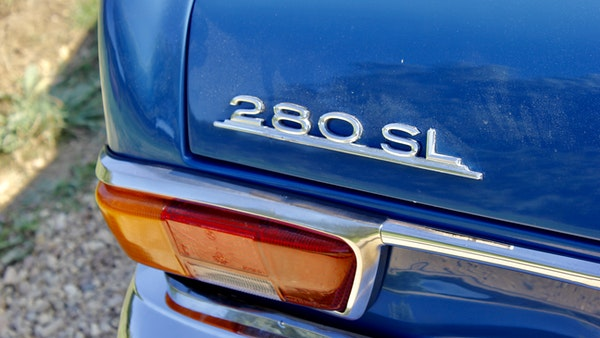 1969 Mercedes-Benz 280 SL 'Pagoda' For Sale (picture 72 of 89)