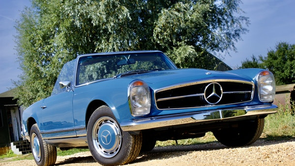 1969 Mercedes-Benz 280 SL 'Pagoda' For Sale (picture 6 of 89)