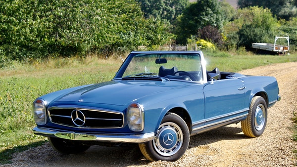 1969 Mercedes-Benz 280 SL 'Pagoda' For Sale (picture 5 of 89)