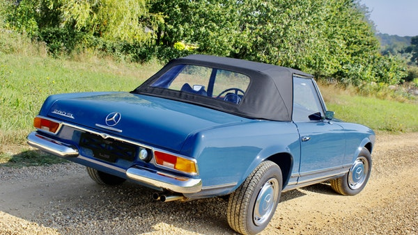 1969 Mercedes-Benz 280 SL 'Pagoda' For Sale (picture 23 of 89)