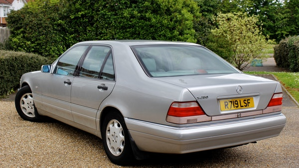 1998 Mercedes-Benz S280 W140 For Sale (picture 13 of 110)