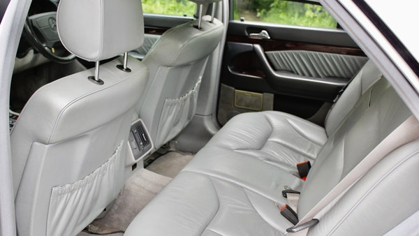 1998 Mercedes-Benz S280 W140 For Sale (picture 32 of 110)