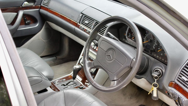 1998 Mercedes-Benz S280 W140 For Sale (picture 27 of 110)