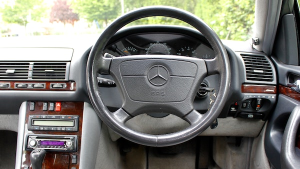 1998 Mercedes-Benz S280 W140 For Sale (picture 34 of 110)