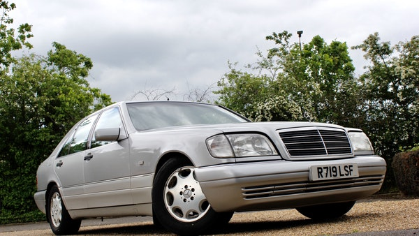 1998 Mercedes-Benz S280 W140 For Sale (picture 17 of 110)
