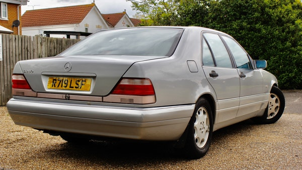1998 Mercedes-Benz S280 W140 For Sale (picture 12 of 110)