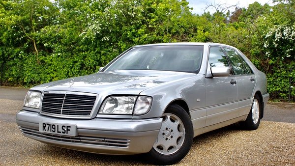 1998 Mercedes-Benz S280 W140 For Sale (picture 22 of 110)