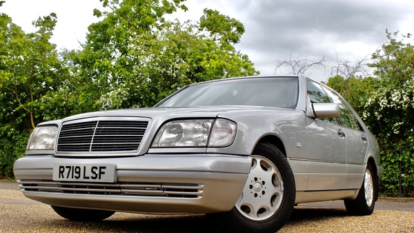 1998 Mercedes-Benz S280 W140 For Sale (picture 19 of 110)