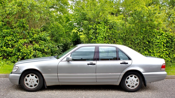 1998 Mercedes-Benz S280 W140 For Sale (picture 24 of 110)