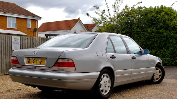 1998 Mercedes-Benz S280 W140 For Sale (picture 26 of 110)