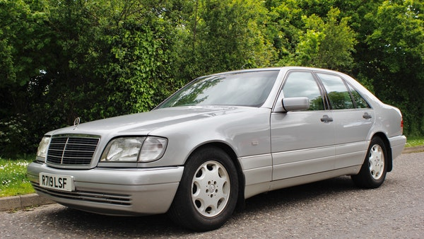 1998 Mercedes-Benz S280 W140 For Sale (picture 4 of 110)