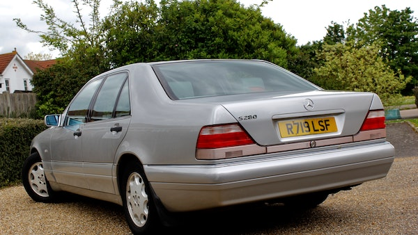 1998 Mercedes-Benz S280 W140 For Sale (picture 21 of 110)