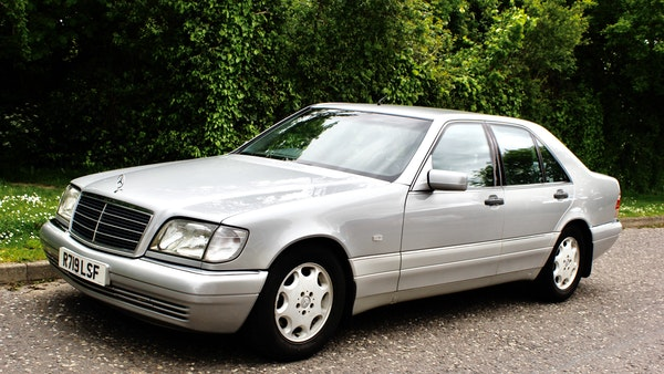 1998 Mercedes-Benz S280 W140 For Sale (picture 7 of 110)