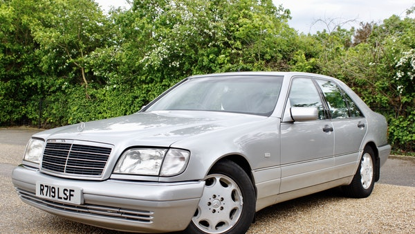 1998 Mercedes-Benz S280 W140 For Sale (picture 20 of 110)