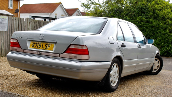 1998 Mercedes-Benz S280 W140 For Sale (picture 14 of 110)