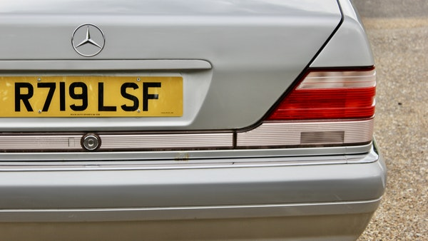 1998 Mercedes-Benz S280 W140 For Sale (picture 83 of 110)