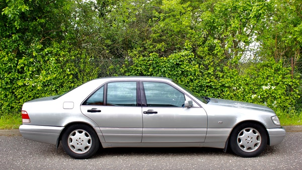 1998 Mercedes-Benz S280 W140 For Sale (picture 8 of 110)