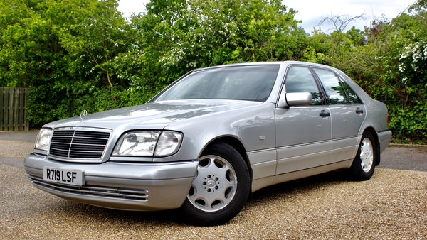 1998 Mercedes-Benz S280 W140 For Sale (picture 18 of 110)