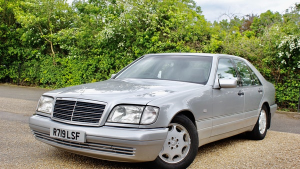 1998 Mercedes-Benz S280 W140 For Sale (picture 25 of 110)