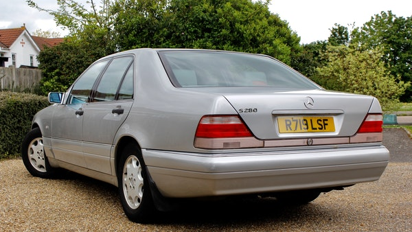 1998 Mercedes-Benz S280 W140 For Sale (picture 23 of 110)
